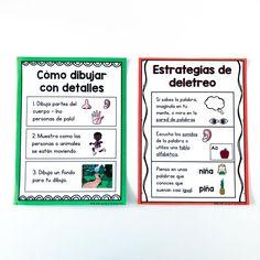 Spanish Writing Workshop Curriculum Bundle for Kindergarten