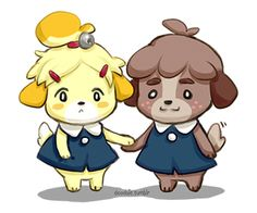 Isabelle and Digby on their first day of kindergarten!