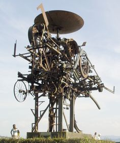 jean tinguely - Google Search