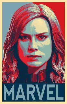 Captain Marvel Pop Art Illustration Marvel Avengers Film image 1 Superhero Pop Art, Superhero Movies, Pop Art Design, Art Designs, Captain Marvel, Marvel Avengers, Poster Prints, Posters, Art Prints