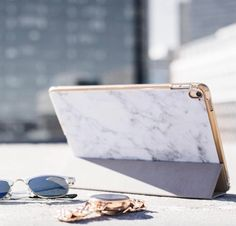 We love seeing happy customers share their stylish photos of our grey marble iPad case! Tag yours with #JGDDesigns iPad Chic | Marble Case | Gold and Marble Case | Rose Gold iPad Case | Silver iPad Case | Gold iPad Case | Marble iPad Cover |