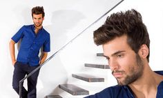 Blue 01 Stylist. Stars & Stairs Collection.