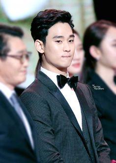 KBS Drama Awards 161231    Kim Soo Hyun 김수현