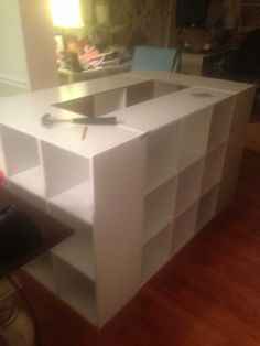Quilt Room Cutting Table