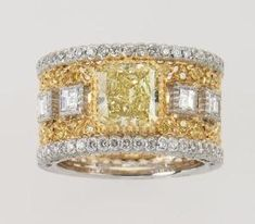 Buccellati Diamond Ring by Gypsygirl68