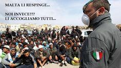 Malta: Migranti respinti e più restrizioni. L' Italia invece accoglie a braccia aperte! Cos'è che non capiamo?