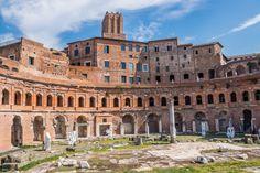 Mercati di Traiano, Italy #rzym #rome #roma #mercatiditraiano # #mercatitraianei #travel #trip #picstrip