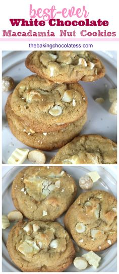 Best-Ever White Chocolate Macadamia Nut Cookies -…