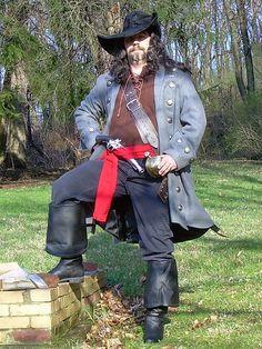 Pirate Captain Kordite by Kordite, via Flickr