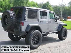 2015 Lifted Jeep Wrangler Unlimited Rubicon