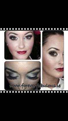 Make up by Rachel @ www.foreverfabulous.ie