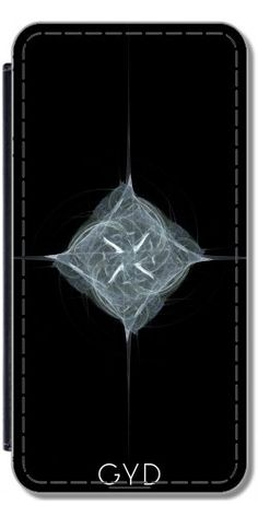 Custodia in PU Pelle per Samsung Galaxy A3 2015 (SM-A300) - Vista Frattali by pASob #Custodia #Pelle #Samsung #Galaxy #Vista #Frattali #pASob