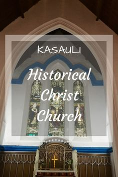 Historical Christ Church in a small town in Kasauli, Himachal Pradesh, India #kasauli #india #himachal #travel #church #history #asia
