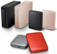 Samsung revealed its new family of hard disk drives, including one portable drive and a desktop storage station. Supporting the SuperSpeed USB 3.0 interface, the new external hard drives can provide data transfer speeds of up to 5 gigabits per second, delivering a maximum 10-fold higher data transfer rate over the USB 2.0, allowing users to transfer a 25-gigabyte full HD movie in just four minutes.  M2 Portable 3.0 will be available from 1 June 2011 in 500GB at $109 and 1TB at $179.