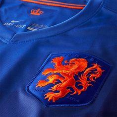 Bestel WK Shirt Nederlands Elftal