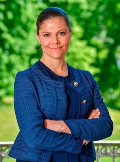 New photos published ahead of Princess Victoria's 40th birthday