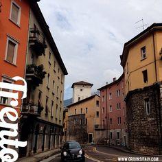 Streets of Trento, Italy. #italy #italia #trento #trentino #instatrentino…