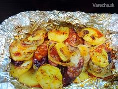 Živánska - Recept Slovak Recipes, Baked Potato, Potato Salad, Ale, Soup, Potatoes, Eggs, Baking, Breakfast