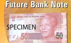 THE MANDELA NOTE: The SA Reserve Bank has launched a national campaign on a new range of banknotes honouring former president Nelson Mandela. (The image is a sample)