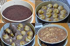 Sweets Recipes, Cake Recipes, Desserts, Food Cakes, Cake Cookies, Mousse, Pudding, Ice Cream, Diy Food