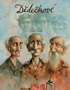 Czech illustration –  Pavel Čech