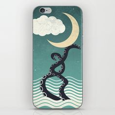 https://society6.com/product/the-octopus-and-the-sea-ii-a-lullaby_phone-skin