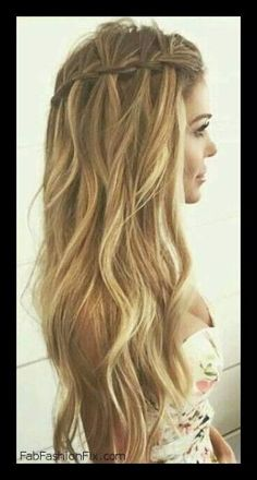 20 Simple and Easy Hairstyle Tutorials For Your Daily Look | Loose ... | WomanAdvise - WOMANADVISE.COM