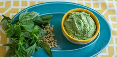 Basil Pesto - Vegan - . This healthy version has all the flavor of the traditional version without the oil or cheese