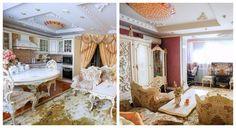 В Москве нашли «однушку», обставленную в стиле лучших дворцов мира. Хозяйка рассказала, как ей живется в квартире для настоящей принцессы