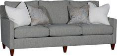 Mayo's 1221F Sofa in Highline Metal