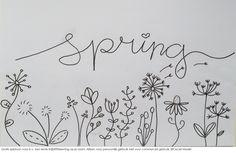 Gratis sjabloon voor een #lente #Spring #krijtstifttekening gemaakt door #cecielmaakt #raamtekening #raamdecoratie #windowdrawing #spring #lente