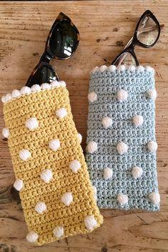 Crochet Club: Sunglasses Case Crochet Pattern
