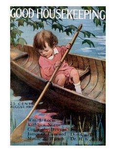 Old Magazine Covers - 1910s Vintage Magazine Art - Good Housekeeping#slide-30#slide-31#slide-31