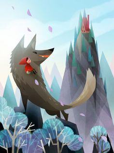 Beautiful illustration by Joey Chou.