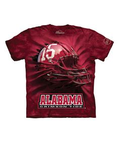 Love this Alabama Crimson Tide Breakthrough Tee - Toddler & Kids by The Mountain on #zulily! #zulilyfinds
