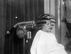 Wonky vintage hair dryers10