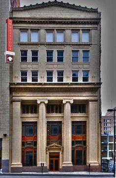 Ambassador Hotel Downtown Kansas City: Exterior Photo Ambass KC.  I would like to stay here someday.
