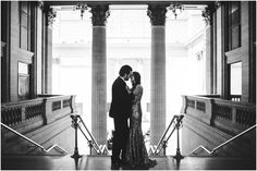Chicago Engagement Photos | Chicago Union Station | Chicago Wedding Photographer | Jill Tiongco Photography