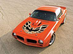 #1: Pontiac Trans-Am (1969 - 2002)
