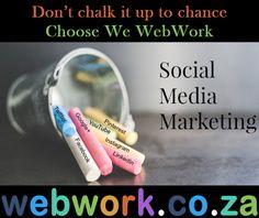 #SocialMediaMarketing #SocialMedia #socialmediamanagement #socialmediaguru #socialmedialife #addictedtosocialmedia #SMM #WeWebWork4U #WeWebWork #WeBelieveInYourWebsite #socialmediafrenzy