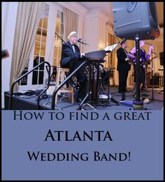 How to find a GREAT Atlanta Wedding Band | Wedding Music