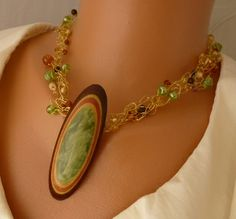 How to Make Convertible Brooch Pendant Necklaces - The Beading Gem's Journal