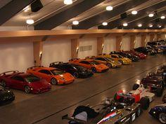 Lambo Garage