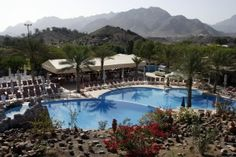 yoga weekend retreat in Hatta. the rock pool early in the morning... bliss...