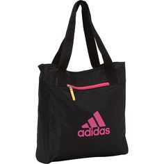 Buy the adidas Studio II Tote at eBags - Tote your must-haves around town in sporty style inside this reversible logo print tote bag from adi