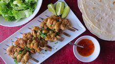 Marinované kuřecí špízy v troubě Poultry, Chicken, Meat, Recipes, Red Peppers, Backyard Chickens, Ripped Recipes, Cooking Recipes