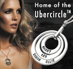 Ubercircle. I want one of these for Mother's Day--We lost several kids before they were born.