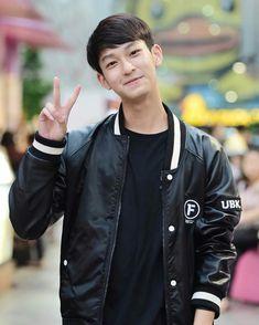 Teen Boys, My Boys, Boy Face, Thai Drama, Asian Boys, Series Movies, Face Claims, Pretty Boys, Bomber Jacket