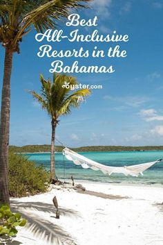 Dreaming of blue seas and pristine beaches while indulging in unlimited food and drinks? From Fowl Cay Resort to rustic retreats in the Exumas, we've found the best Bahamas all-inclusive resorts. Bahamas All Inclusive, Bahamas Resorts, All Inclusive Vacation Packages, Exuma Bahamas, Best All Inclusive Resorts, Vacation Destinations, Italy Vacation, Places To Travel, Places To See