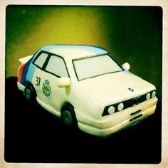 """Maria D"" BMW cake"
